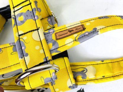 Myszki - szelki guard 3 cm