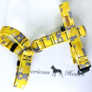 Myszki - szelki guard - zatrzask 3 cm