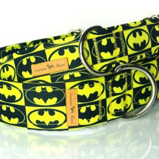 Batman obroza półzaciskowa 4 cm