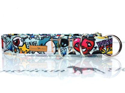Graffiti obroa półzaciskowa 3 cm