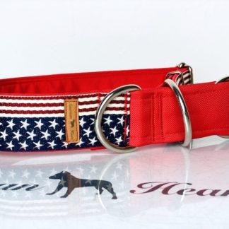 Amerykańska półzacisk czerwony 4 cm